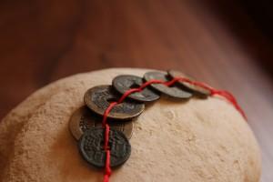 Pièce anciennes chinoises