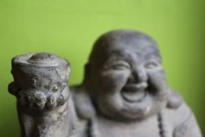 Boudha à la pagode