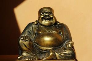 Bouddha Rieur Initiations au Feng Shui  La Porte Lune